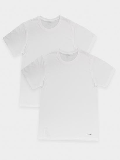 Футболка Calvin Klein Underwear модель NB1542A_100 — фото 3 - INTERTOP