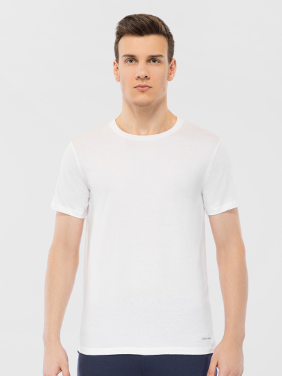 Футболка Calvin Klein Underwear модель NB1542A_100 — фото - INTERTOP