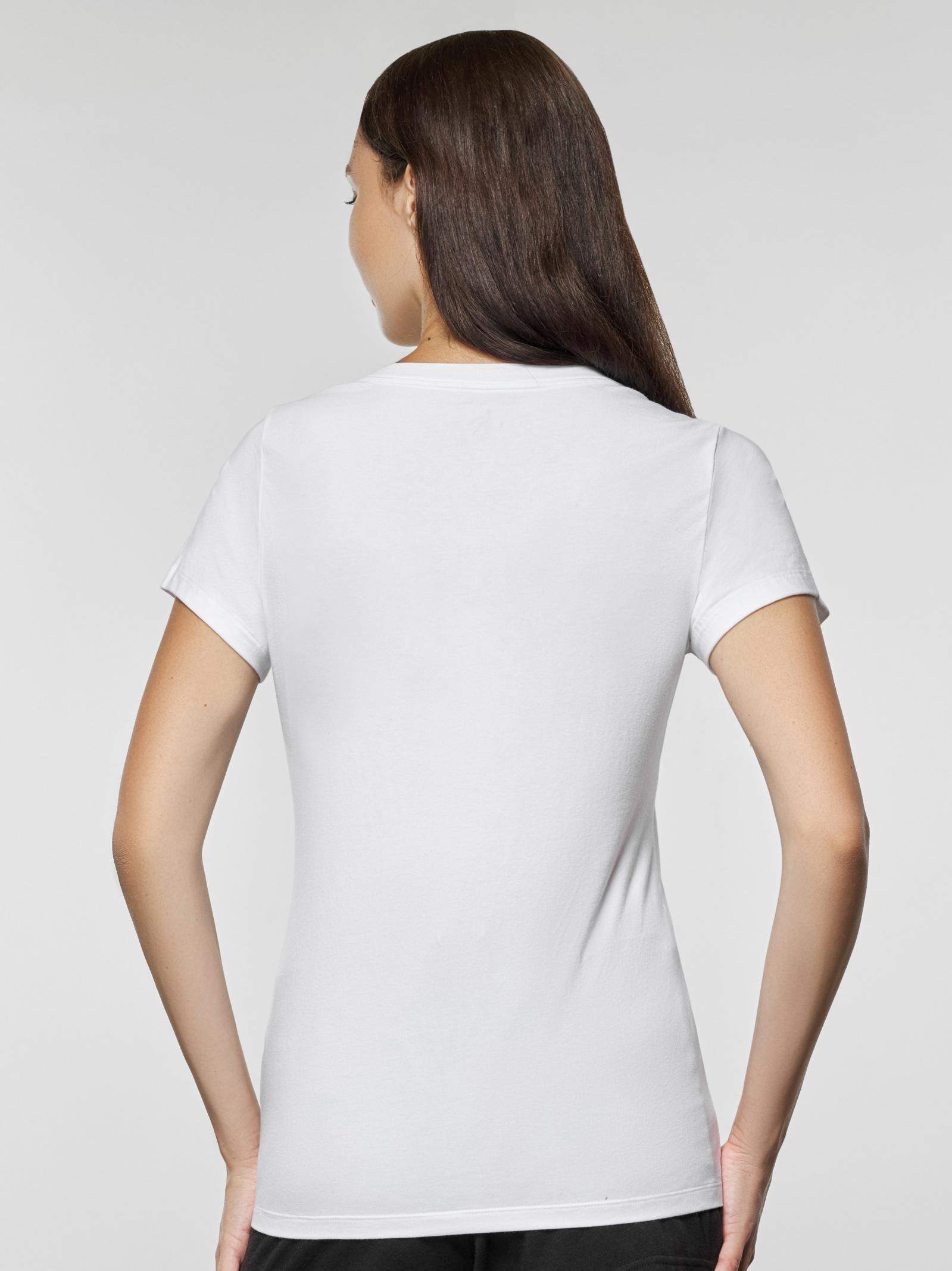 Calvin Klein Jeans Футболка жіночі модель QS6442E_100_0041 купити, 2017