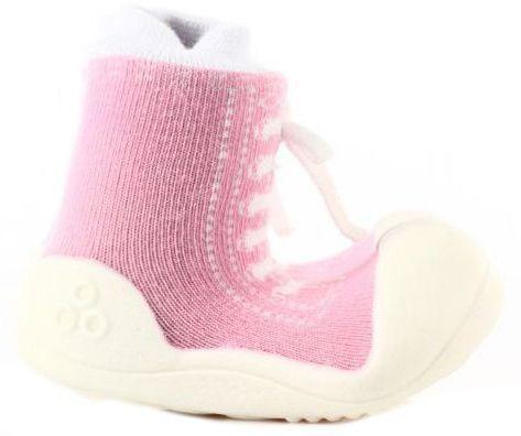 Купить Мокасины детские Attipas 1W63, -, Розовый