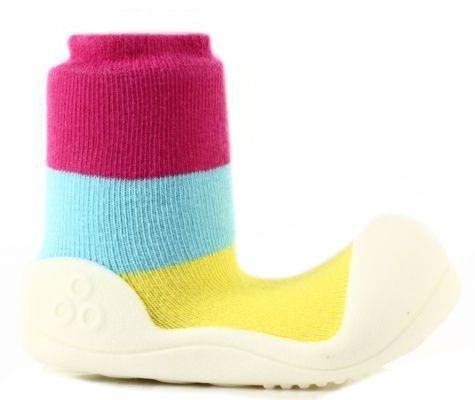 Купить Мокасины детские Attipas 1W73, -, Многоцветный