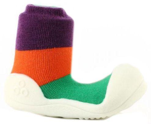 Купить Мокасины детские Attipas 1W74, -, Многоцветный