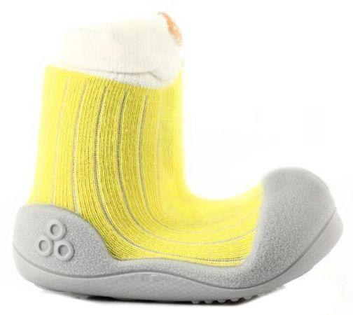 Купить Мокасины детские Attipas 1W79, -, Желтый