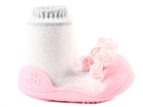 Купить Мокасины детские Attipas 1W80, -, Розовый