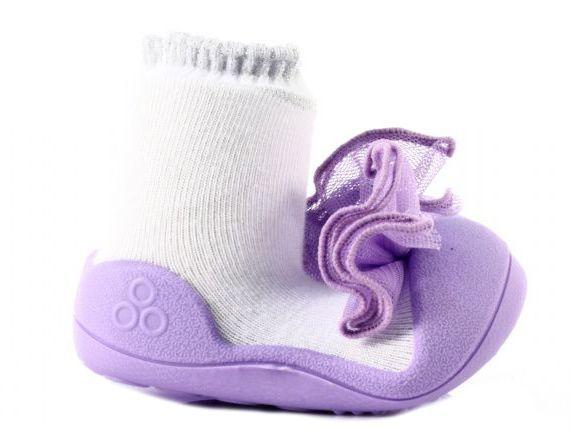 Купить Мокасины детские Attipas 1W81, -, Фиолетовый
