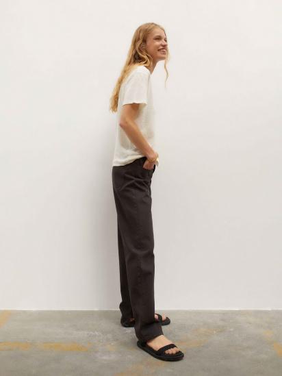 Блуза з коротким рукавом Parfois модель 190169_BG — фото 2 - INTERTOP
