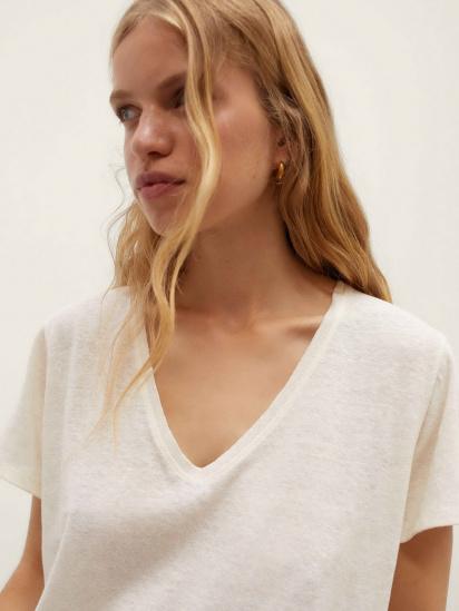 Блуза з коротким рукавом Parfois модель 190169_BG — фото 3 - INTERTOP