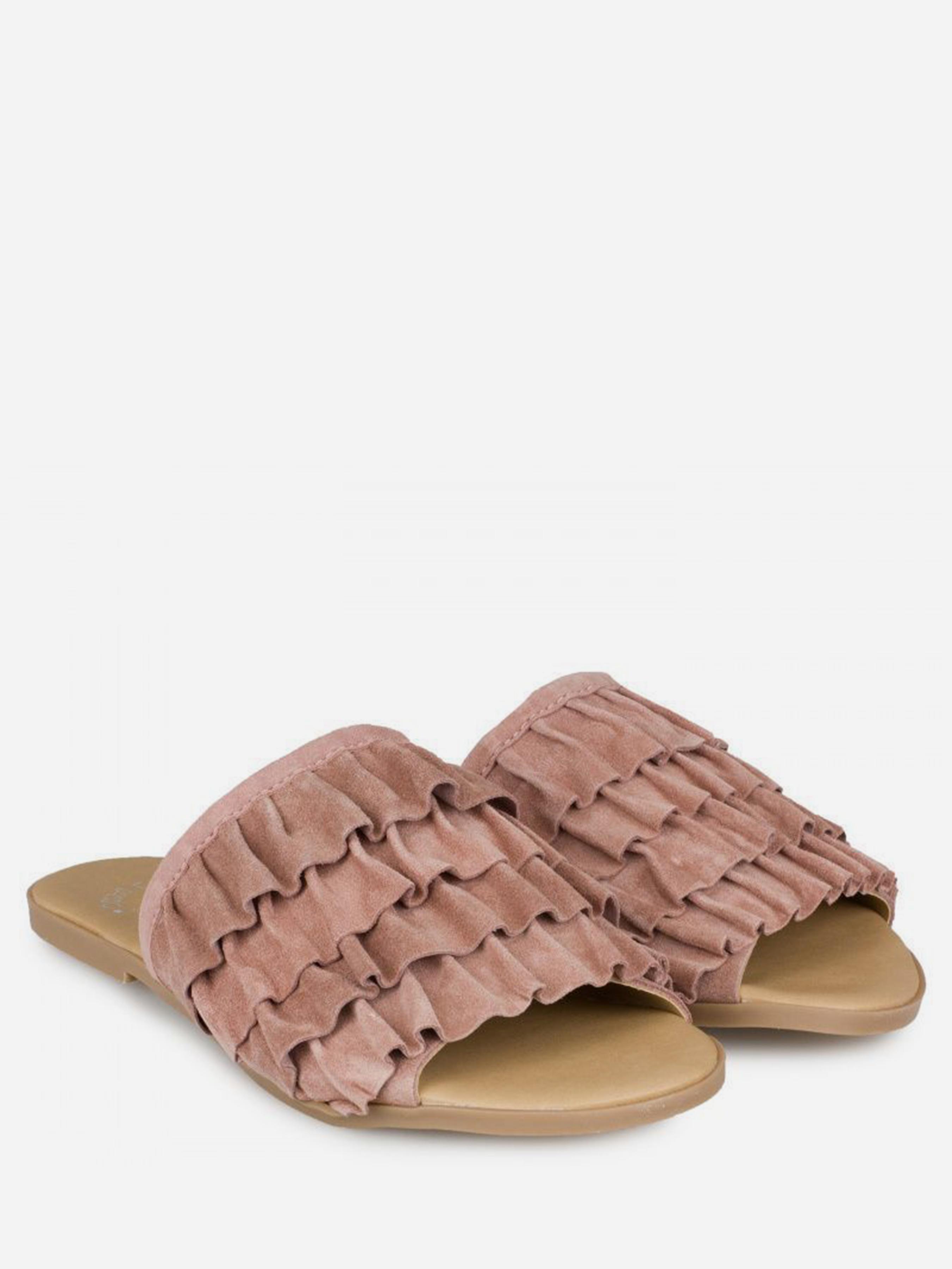 Шлёпанцы для женщин Casta & Dolly 1Z5 модная обувь, 2017