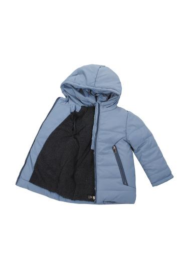 Зимова куртка Одягайко модель 20429b — фото 3 - INTERTOP