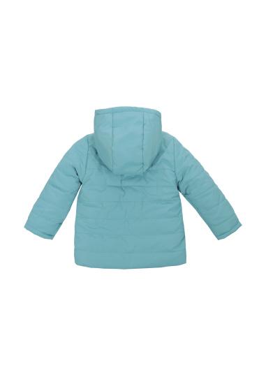 Зимова куртка Одягайко модель 20429bl — фото 2 - INTERTOP