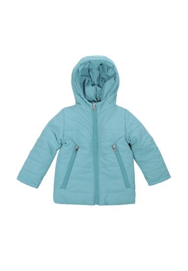 Зимова куртка Одягайко модель 20429bl — фото - INTERTOP