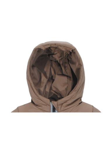Зимова куртка Одягайко модель 20429br — фото 5 - INTERTOP