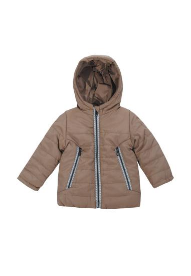 Зимова куртка Одягайко модель 20429br — фото - INTERTOP