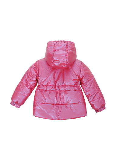 Зимова куртка Одягайко модель 20441p — фото 2 - INTERTOP