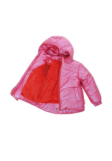 Зимова куртка Одягайко модель 20441p — фото 3 - INTERTOP