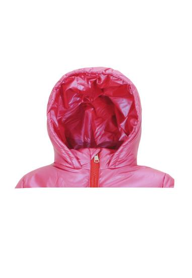 Зимова куртка Одягайко модель 20441p — фото 5 - INTERTOP