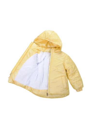 Зимова куртка Одягайко модель 20441y — фото 3 - INTERTOP