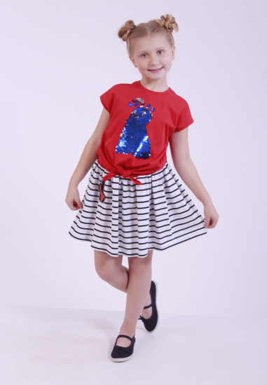 Спідниця Kids Couture модель 20630108 — фото - INTERTOP