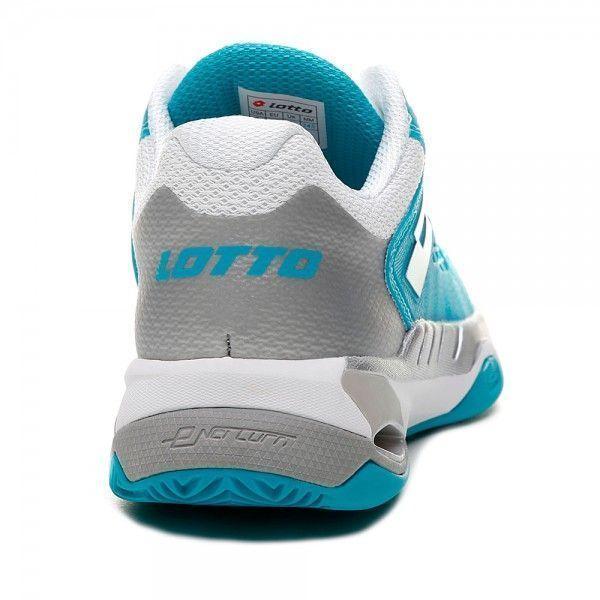 Кроссовки теннисные женские MIRAGE 100 CLY W 210738_1NW размерная сетка обуви, 2017