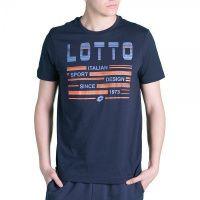 Футболка мужские Lotto модель 210980_1CI , 2017