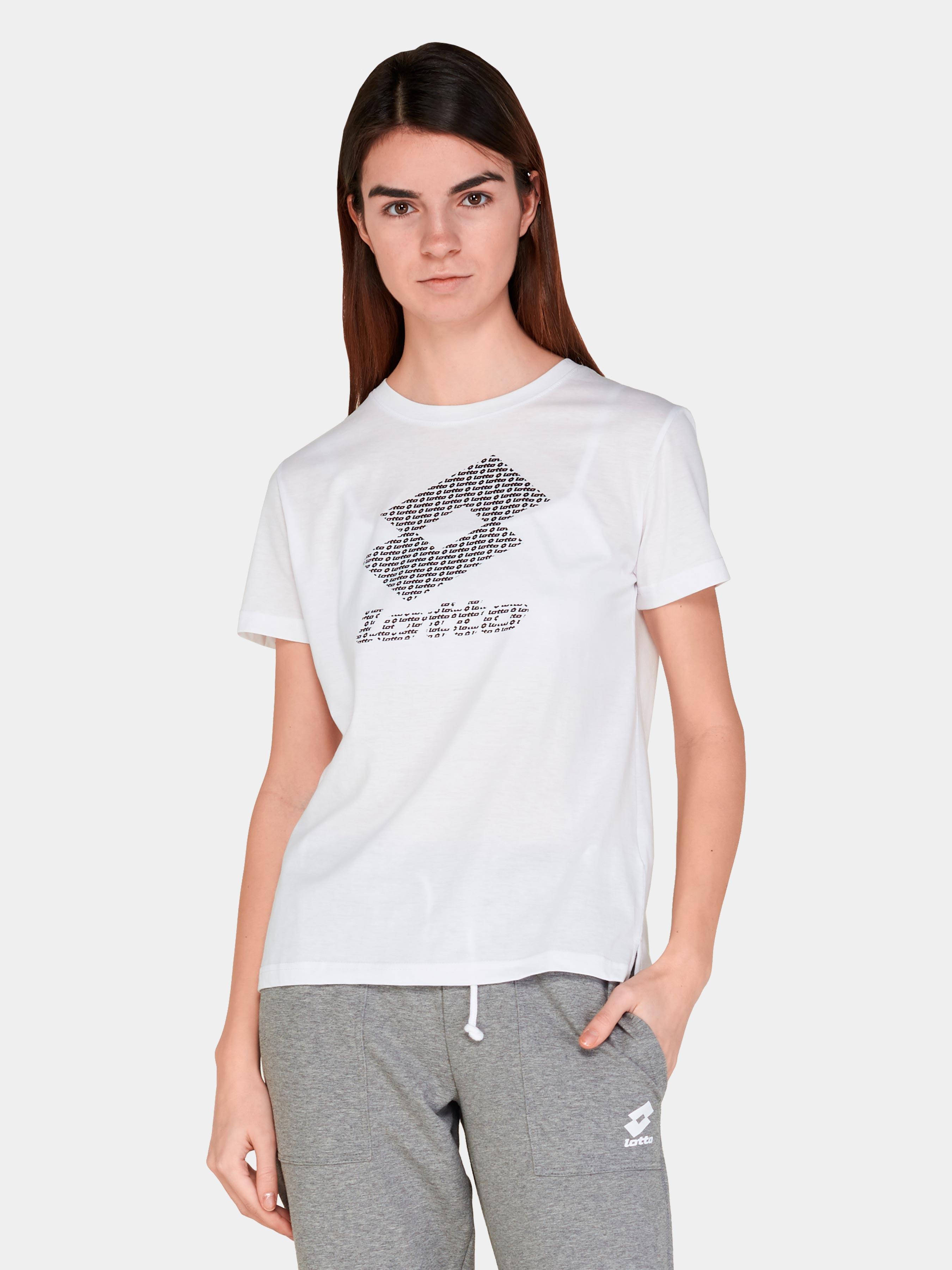 Купить Футболка женская Lotto модель 213300_07R