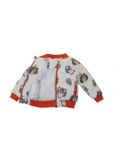 Легка куртка Одягайко модель 22247w — фото 3 - INTERTOP