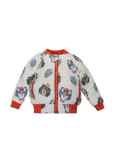 Легка куртка Одягайко модель 22247w — фото - INTERTOP