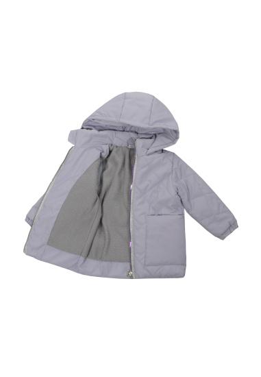 Легка куртка Одягайко модель 22459p — фото 3 - INTERTOP