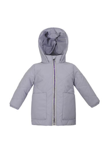 Легка куртка Одягайко модель 22459p — фото - INTERTOP