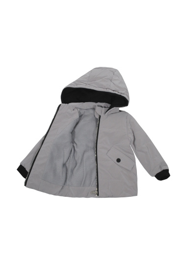 Легка куртка Одягайко модель 22510g — фото 3 - INTERTOP