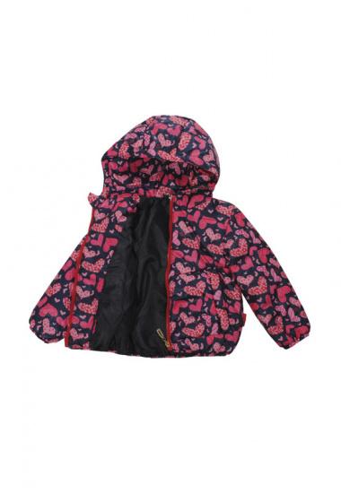 Легка куртка Одягайко модель 22565bp — фото 3 - INTERTOP