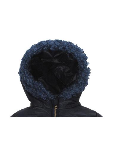 Легка куртка Одягайко модель 22641b — фото 4 - INTERTOP