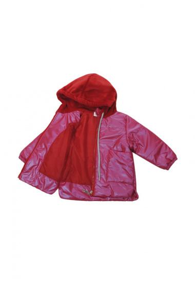 Легка куртка Одягайко модель 22726p — фото 3 - INTERTOP