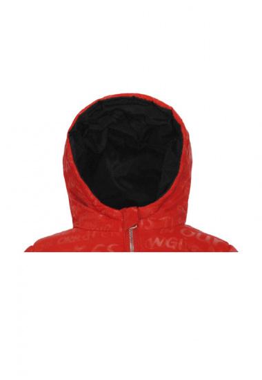 Легка куртка Одягайко модель 22754r — фото 5 - INTERTOP