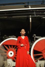 Платье женские Anna Yakovenko модель 2390 отзывы, 2017