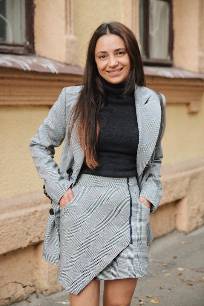 Юбка женские Anna Yakovenko модель 2421 качество, 2017