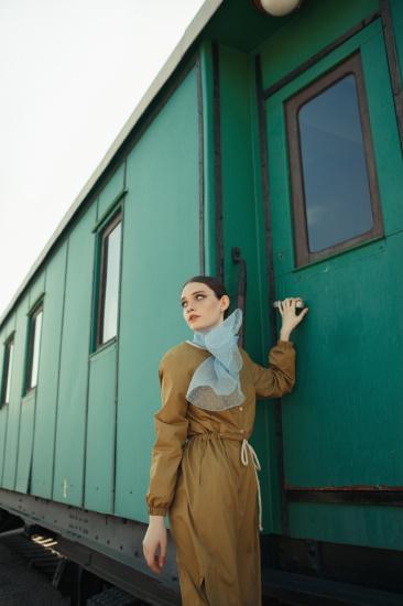 Платье женские Anna Yakovenko модель 2424 отзывы, 2017