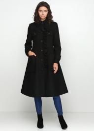 Пальто женские Anna Yakovenko модель 2431 , 2017