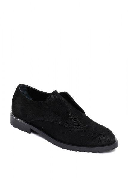 женские 250501 Туфли замшевые черные Modus Vivendi 250501 цена, 2017