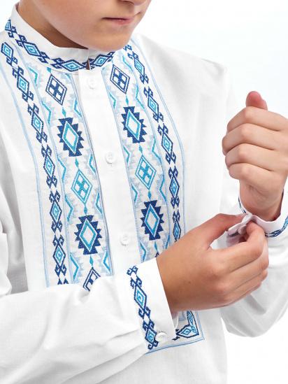 Сорочка з довгим рукавом Едельвіка модель 258-19-09 — фото 2 - INTERTOP