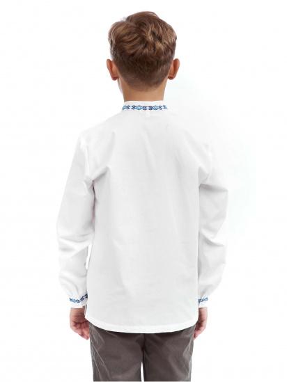 Сорочка з довгим рукавом Едельвіка модель 258-19-09 — фото 3 - INTERTOP