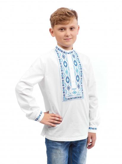 Сорочка з довгим рукавом Едельвіка модель 258-19-09 — фото - INTERTOP