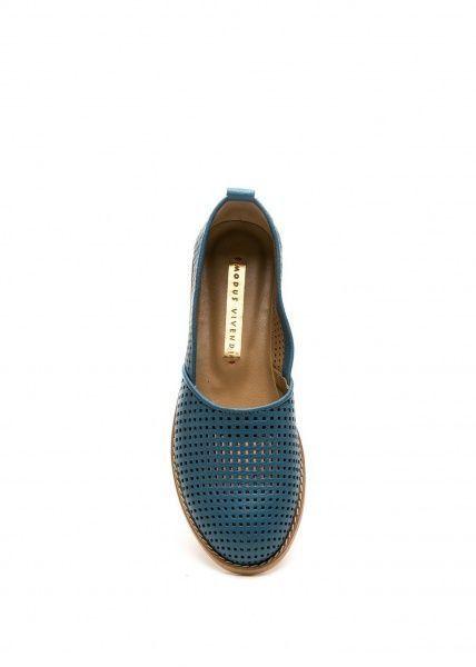 для женщин Балетки летние 261124 Modus Vivendi 261124 модная обувь, 2017