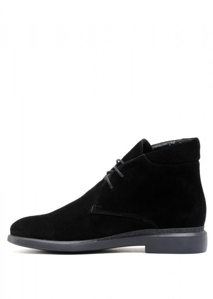 для женщин 271131 Черные замшевые ботинки Modus Vivendi 271131 выбрать, 2017