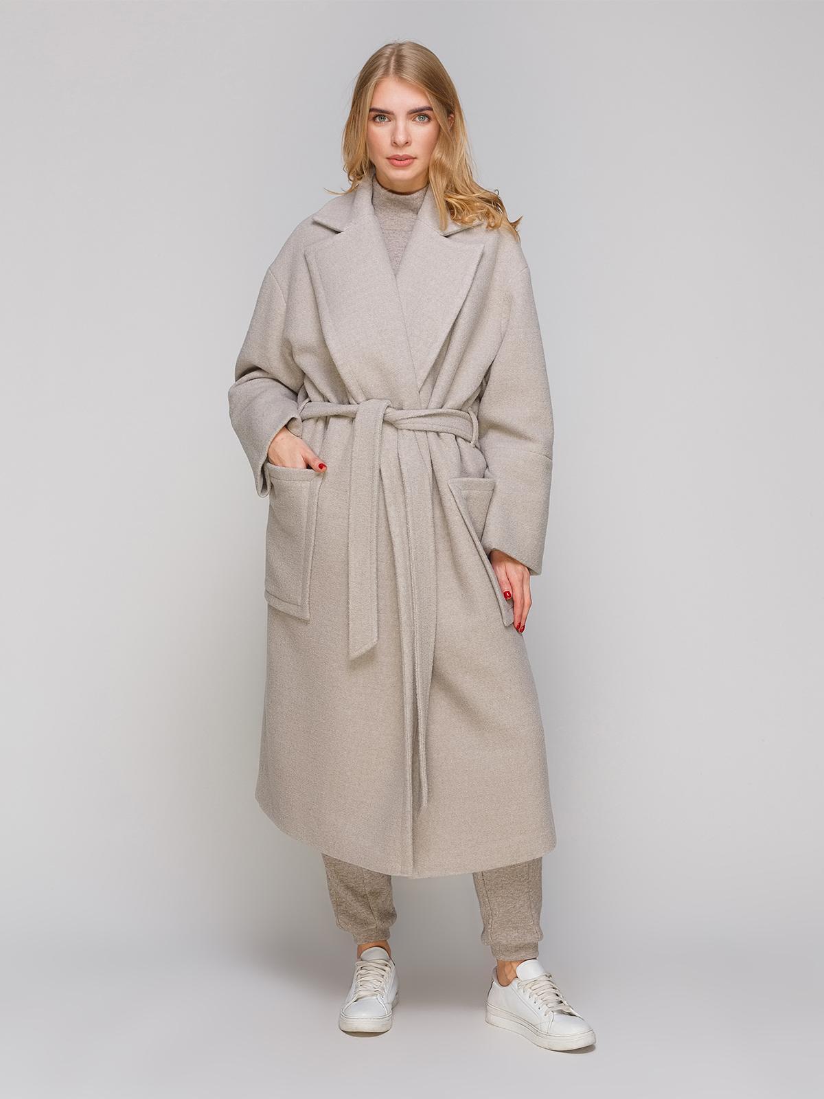 Пальто женские Anna Yakovenko модель 2884 качество, 2017