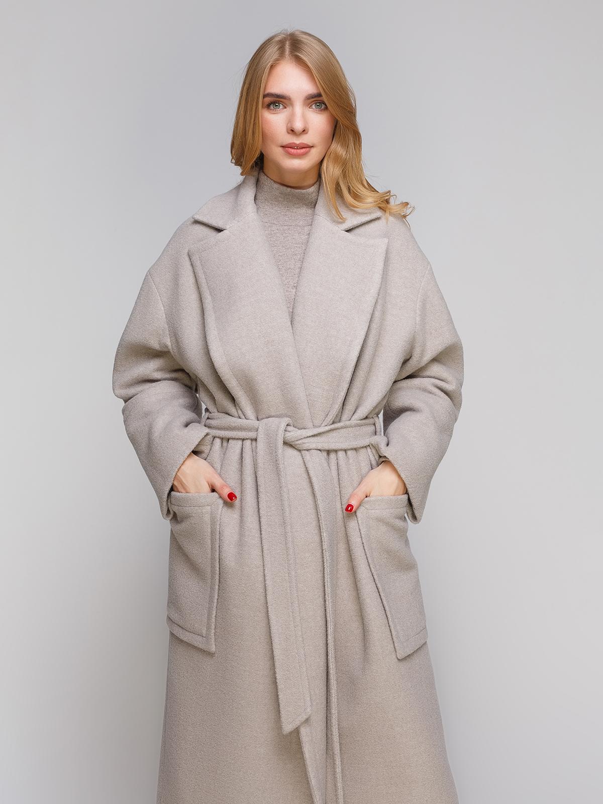 Пальто женские Anna Yakovenko модель 2884 , 2017