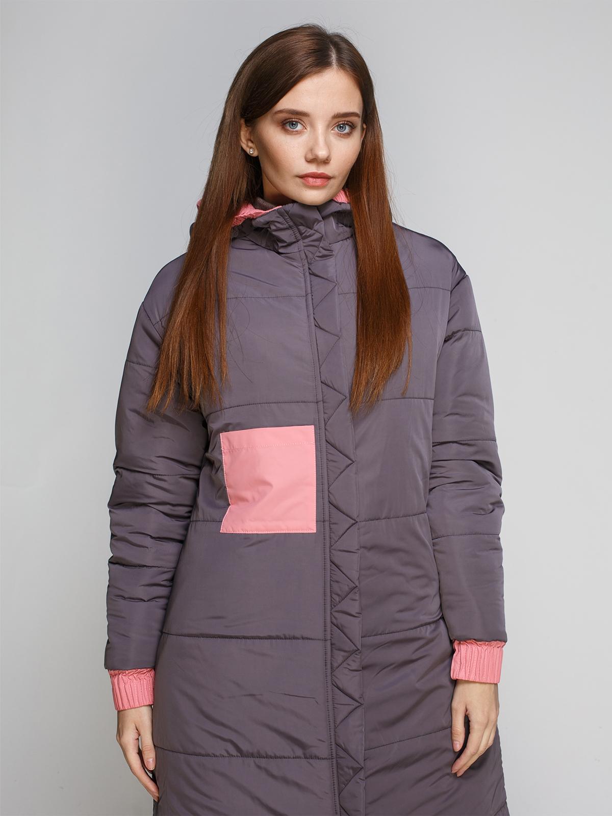 Пальто женские Anna Yakovenko модель 2885 качество, 2017