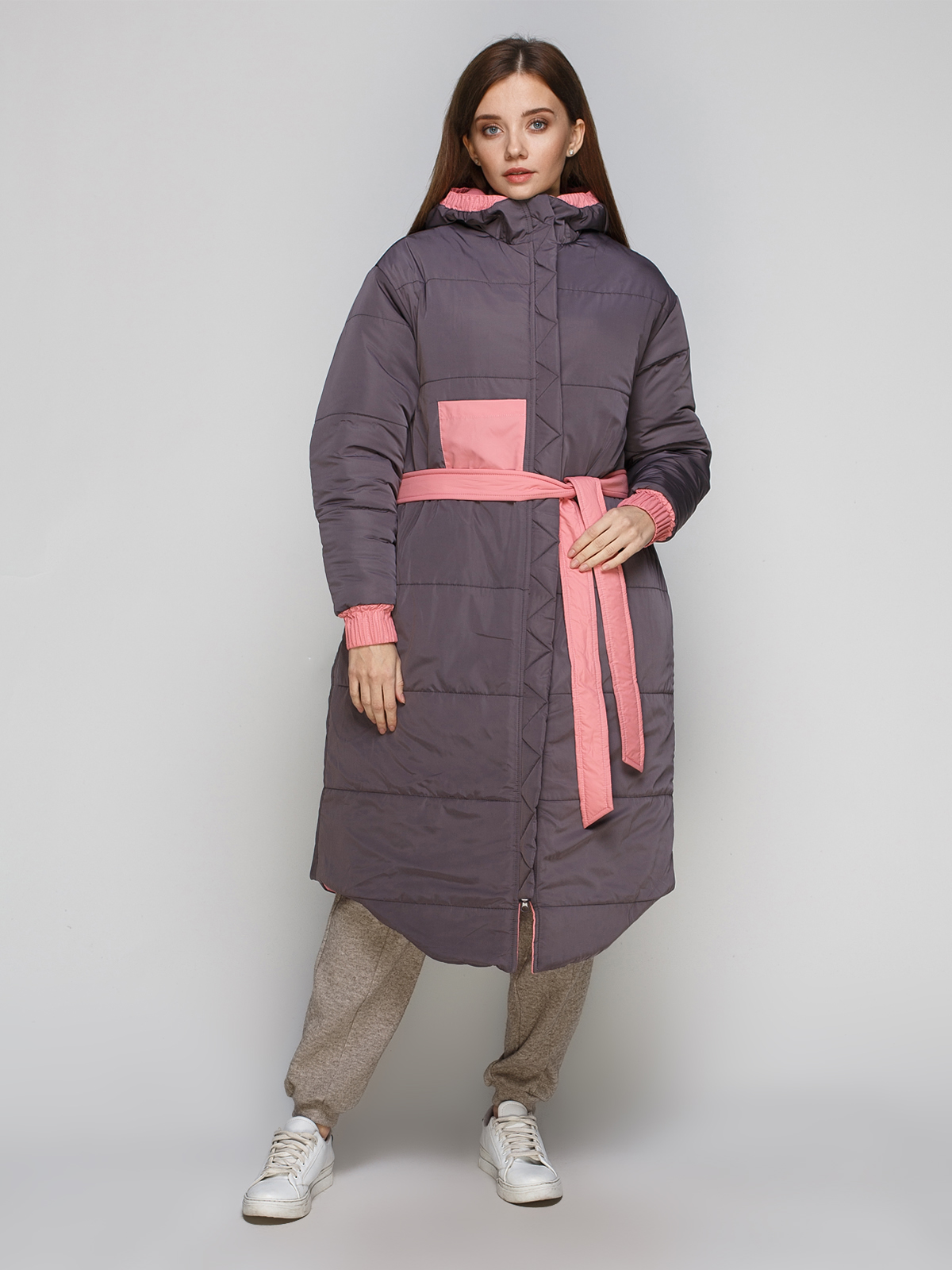 Пальто женские Anna Yakovenko модель 2885 цена, 2017