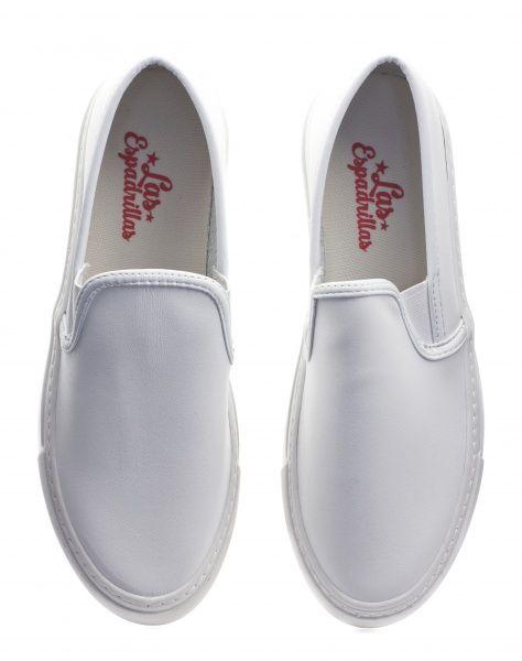 Слипоны женские Las Espadrillas 2A35 брендовая обувь, 2017