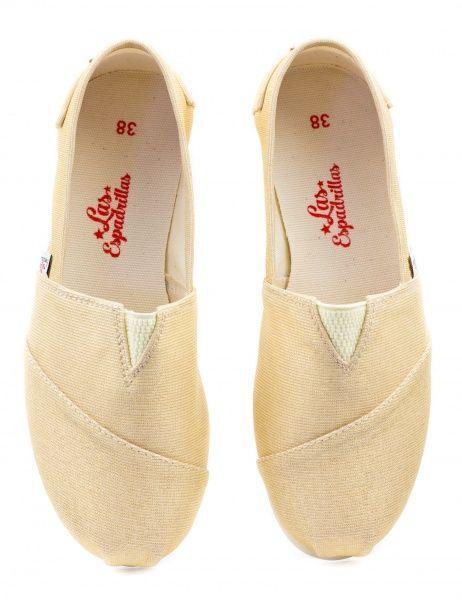Слипоны женские Las Espadrillas 2A37 брендовая обувь, 2017